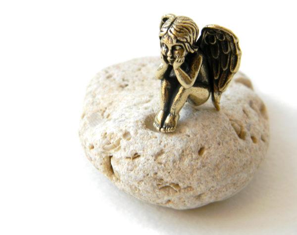 декоративная фигурка ангела хранителя христианские подарки