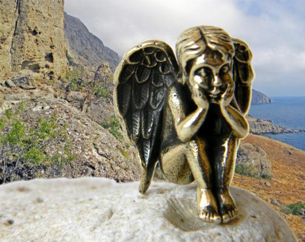 Купить сувениры ангел-хранитель оптом от производителя