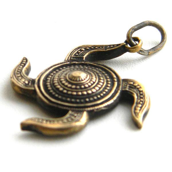Купить авторские украшения из бронзы, подвески со славянской символикой