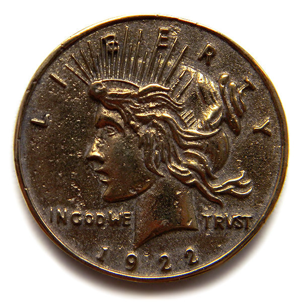 заказать копию монеты двуликого из бронзы крым