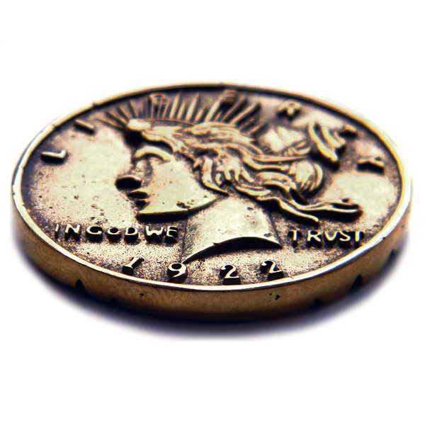 двуличные монеты харви дента бронзовые украшения ручной работы