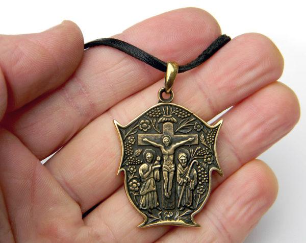 Купить Тау крест из бронзы в Симферополе