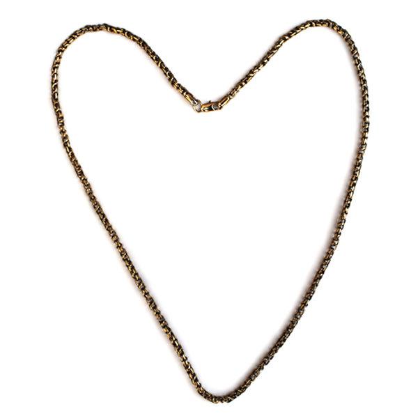 Купить бронзовую цепочку длиной 50 см 55 см 60 см