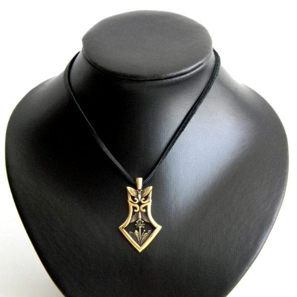 наконечник стрелы бронзовый кулон купить в симферополе в крыму подарок парню