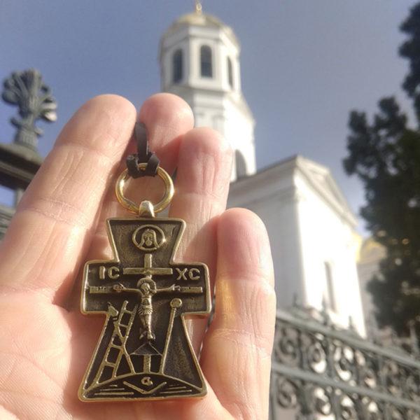 бронзовый крест православный купить в симферополе в крыму оптом