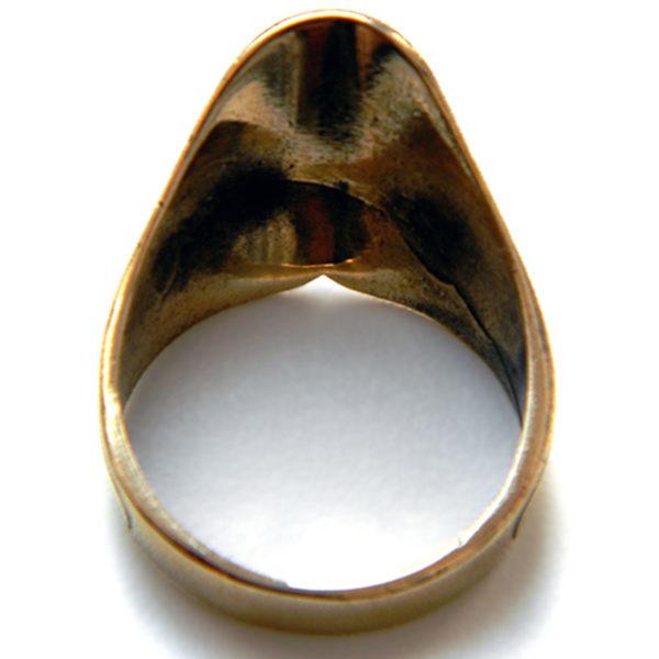 лучное бронзовое кольцо с кельтскими орнаментами купить оптом в крыму в симферополе бронзленд