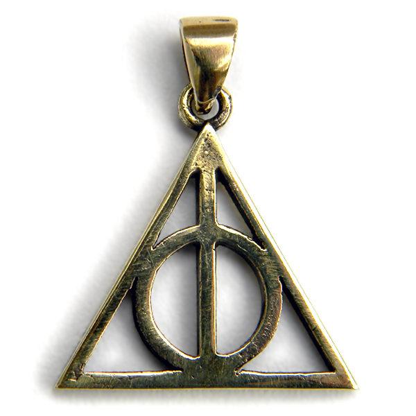 Купить кулон Дары Смерти из Гарри Поттера с доставкой в москву