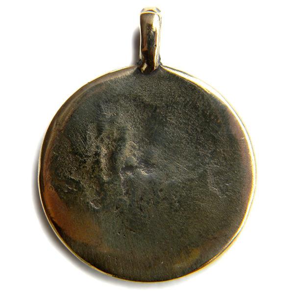 бронзовый медальон амулет оберег древних кельтов купить