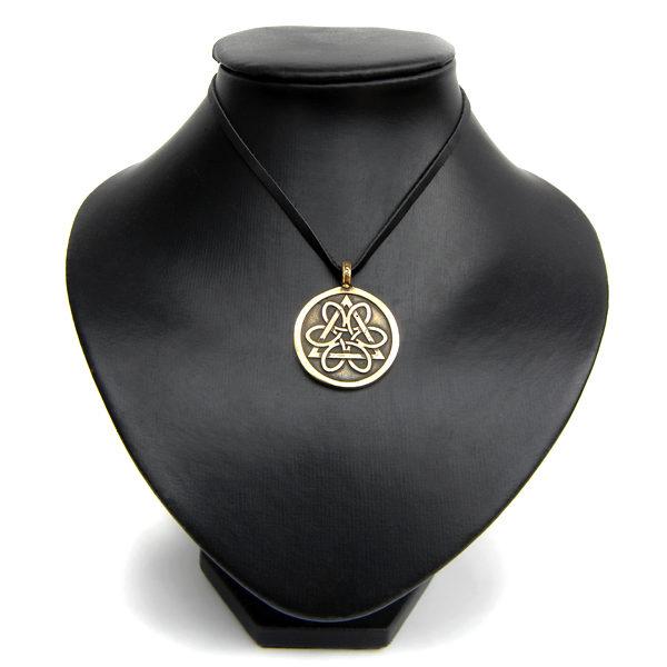 кельтский символ триединства купить бронзовые украшения в симферополе