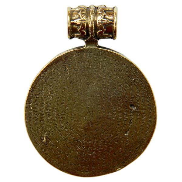 купить подвеску шлем ужаса в руническом круге бронзовый медальон оберег талисман скандинавов