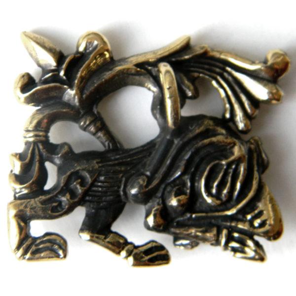 подвеска лев Купить кулон для льва девушки украшения в славянском стиле купить в симферополе