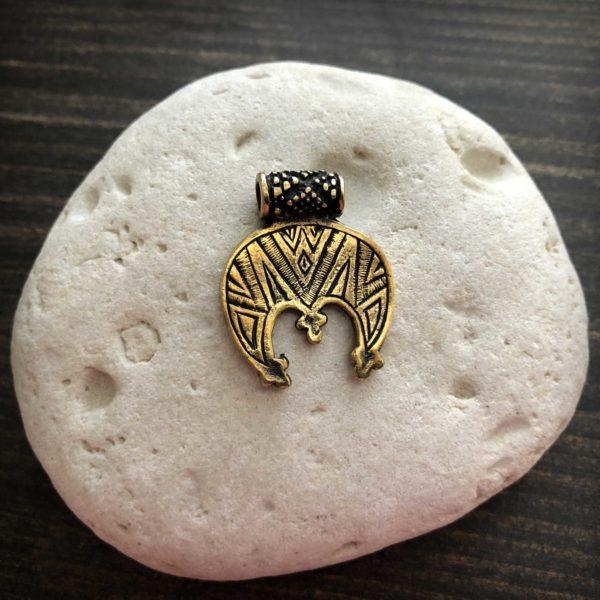женское украшение лунница купить в интернет-магазине бронзлэнд