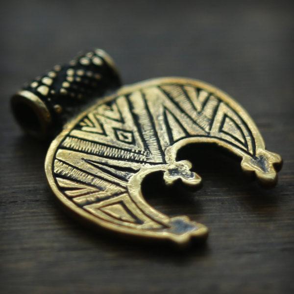 Купить трехрогую лунницу цена фото бронзовые сувениры