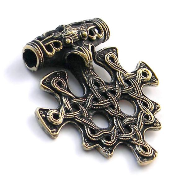 украшения викингов мужские купить в интернет-магазине молото тора крест викингов