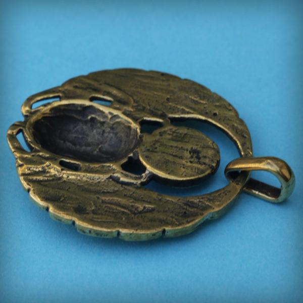 скарабей кулон бронзовый амулет солярный египетский жук купить в симферополе оптом