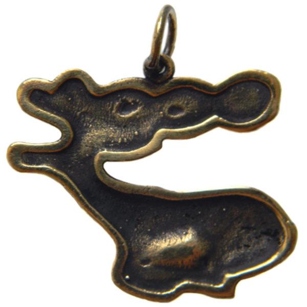 скифский олень бронзовый кулон в скифском стиле купить в симферополе