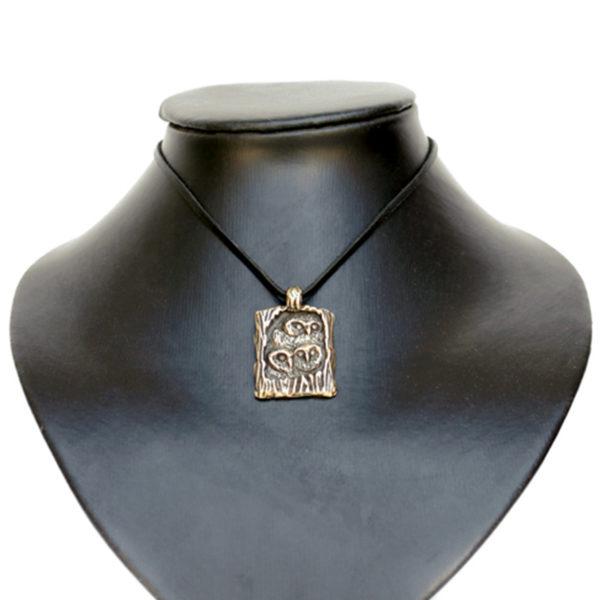 сова кулон бронзовый подвеска на шею сова купить в симферополе оптом в крыму