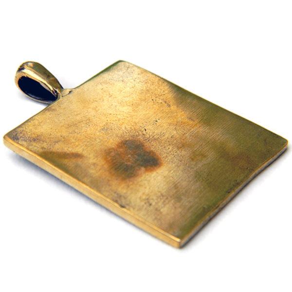христианские украшения икона бронзовый кулон купить в крыму симферополь