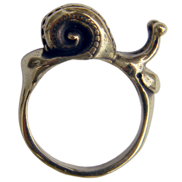 улитка бронзовое кольцо купить в симферополе в крыму