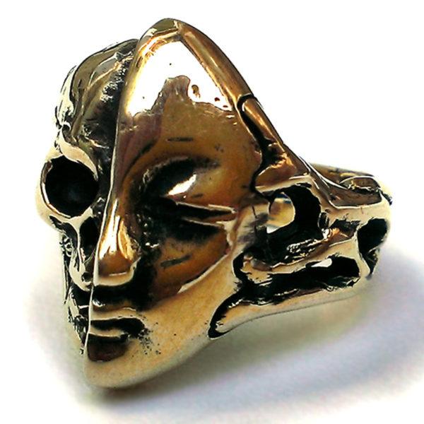 кольцо с черепом купить в симферополе