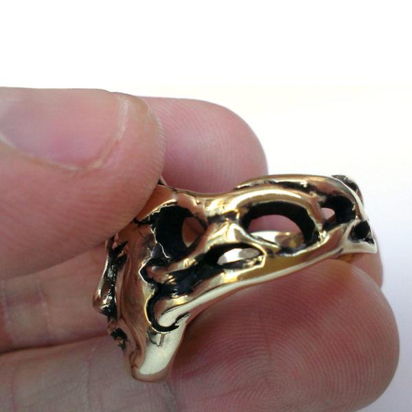 бронзовые украшения кольца