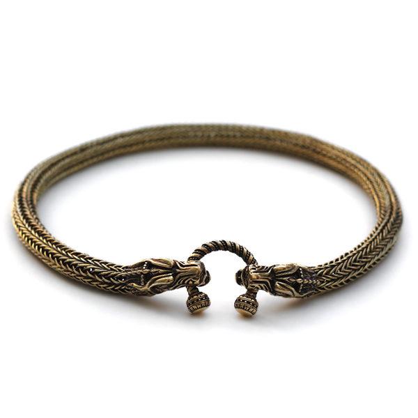 Купить необычные ожерелья ручной работы с головами драконов подарок парню мужчине на др