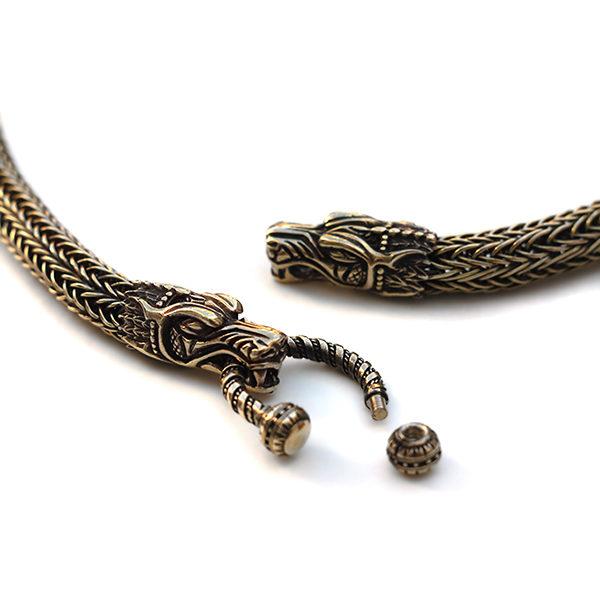 Купить эксклюзивные мужские украшения на шею купить колье авторской работы дракон