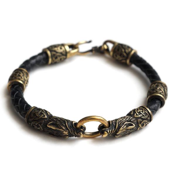 кожаные плетеные браслеты купить интернет магазины необычных украшений