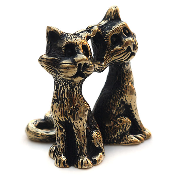 Купить интересные подарки на день влюбленных сувениры кошки интернет магазин наложенным платежом