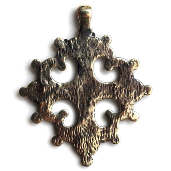 нательный крест староверов христианские товары интернет магазин бронзленд bronzeland