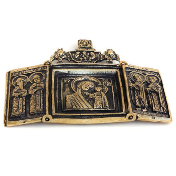бронзовая икона казанская богоматерь купить в симферополе