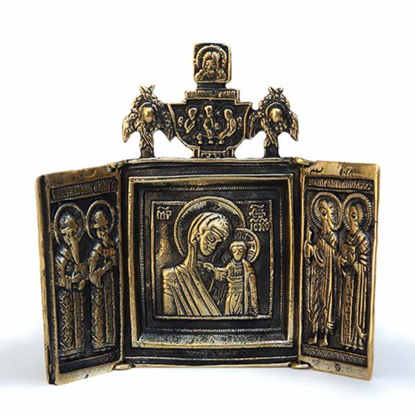 триптих складень казанская икона божией матери купить в симферополе