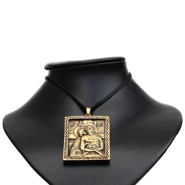 Не рыдай мене мати икона бронзовая купить в симферополе
