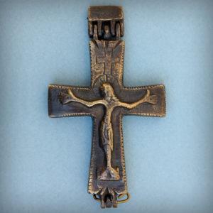 энколпион редкий православный крест купить в симферополе в крыму христианский крест