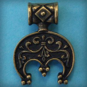 бронзовый кулон лунница купить в симферополе