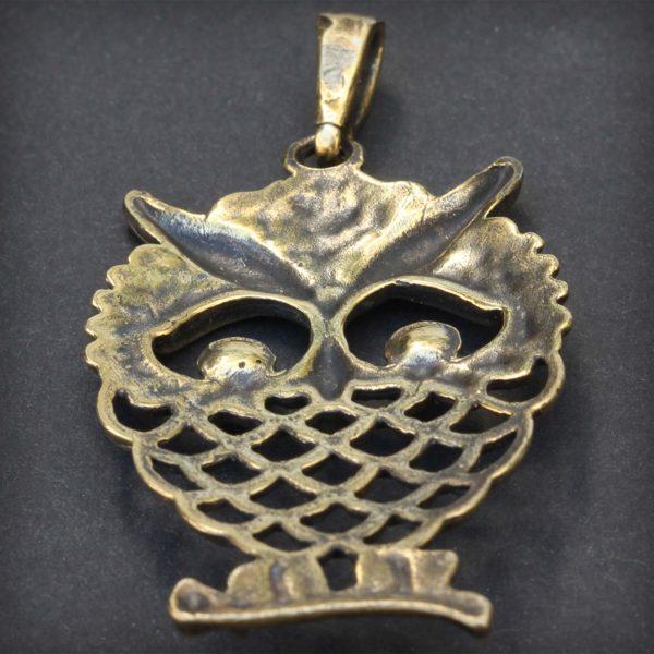 бронзовые украшения кулон для девушки