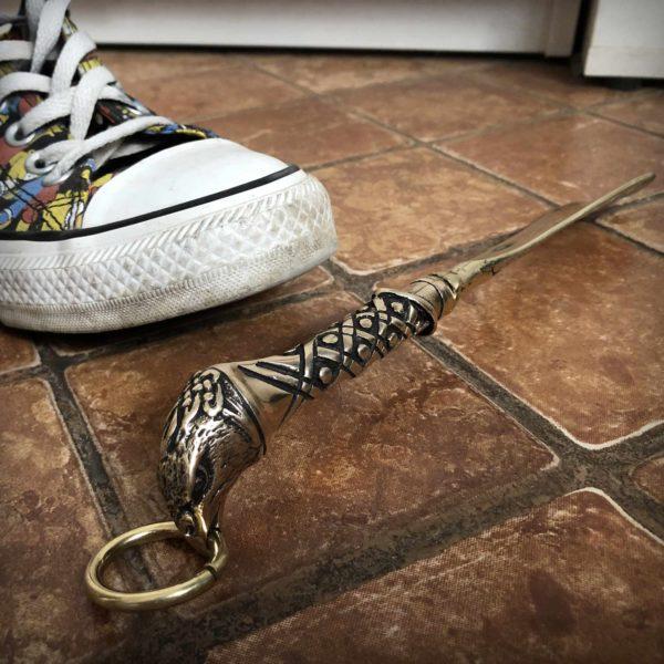 обувной рожок для обуви бронзовый купить в крыму в симферополе оптом