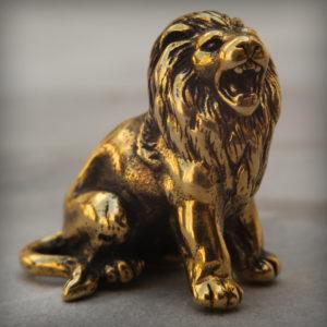 что привезти из крыма статуэтка бронзовая лев подарок купить в симферополе