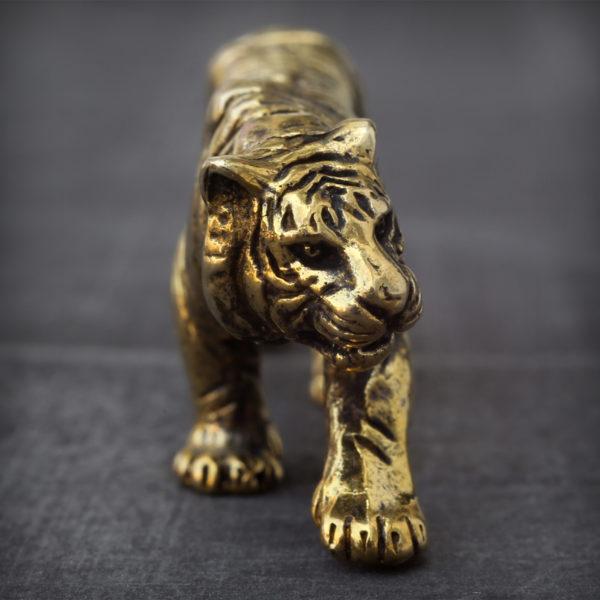 статуэтка тигр тотем подарок на новый год 2022 год тигра подарок купить