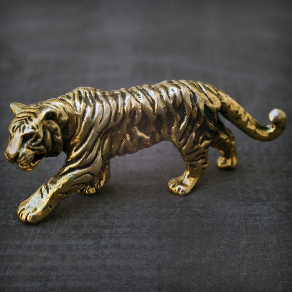 статуэтка тигр фигурка новогодний подарок 2022 купить подарок на новый год