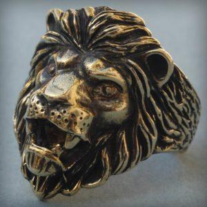 что привезти из крыма в подарок льву бронзовое кольцо лев купить в симферополе