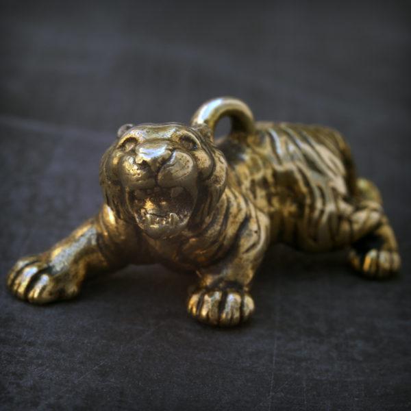 тигр брелок бронзовая статуэтка купить в симферополе оптом