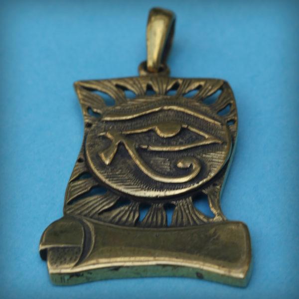 амулеты древнего египта купить оптом бронзовые украшения Глаз Гора