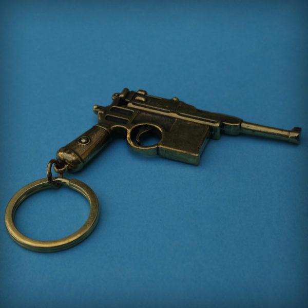 маузер модель пистолет бронзовые украшения оптом и в розницу интернет магазин Бронзленд