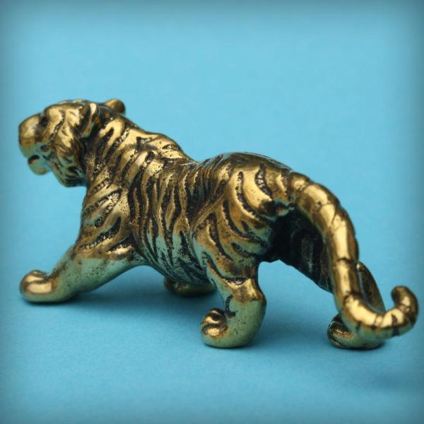 новогодний подарок 2022 тигр фигурка бронзовая статуэтка тигр купить в интернет магазине бронзленд bronzeland оптом и в розницу подарок тигр