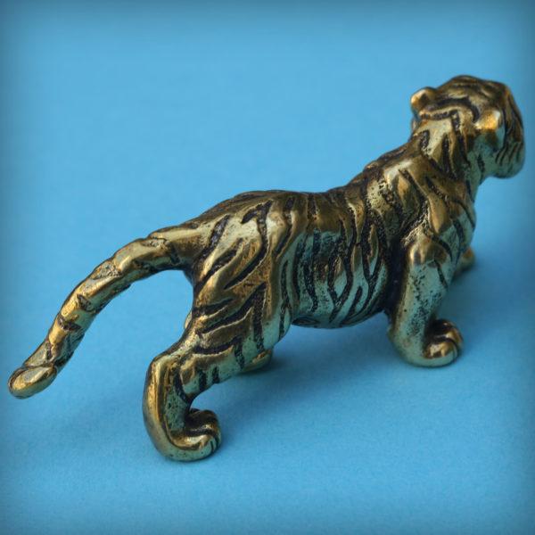 фигурка тигр бронзовая статуэтка купить в интернет магазине bronzeland оптом и в розницу купить в крыму